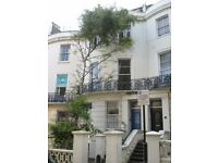 One bedroom first floor flat in Brunswick Road, Hove - NO FEES