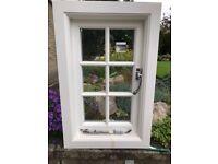 Casement Window (double glazed, Accoya Window)