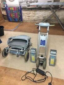 Mobility Scooter Aquasoothe Folding