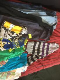 Boys clothes 8-9yrs