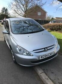 Peugeot 307 1.4 £700