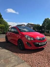 2014 Red Corsa Limited Edition *Full service history*