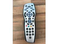 Sky box remote control