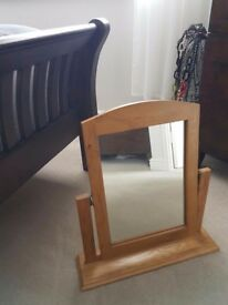 Barker and stonehouse dressing table mirror