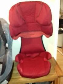 Cybex Solution child's car seat
