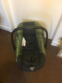 Bebecar easybob maxi baby car seat