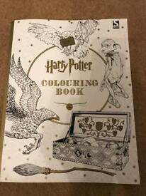 Harry Potter Colouring Book (NEW)
