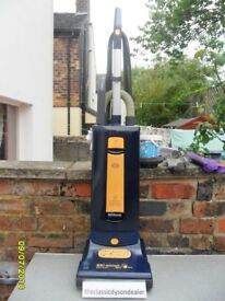 SEBO Automatic X4 Pet commercial upright vacuum fully refurbished 4 month WTY RRP £269.99