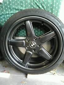 Bmw 18in wheels