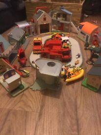 Fireman Sam and Postman Pat bundle