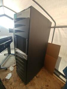 RACK COMPAQ HP 42U - Complete, all doors (front, sides and back)