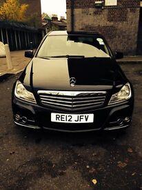 Mercedes cdi 200 c class
