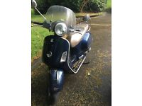 Vespa GTS 2008 Spare or Repair
