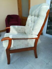 Fireside chair - good condition