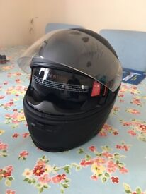 Motorcycle Helmet Size XL (61/62cm. Worn 3 times max and in excellent condition.