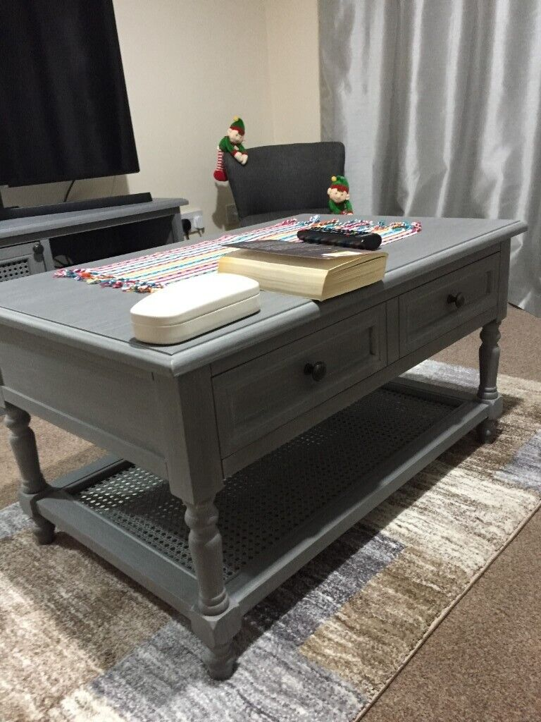 best loved c1a39 d087d Lucy Cane Grey Coffee Table | in Cambridge, Cambridgeshire | Gumtree