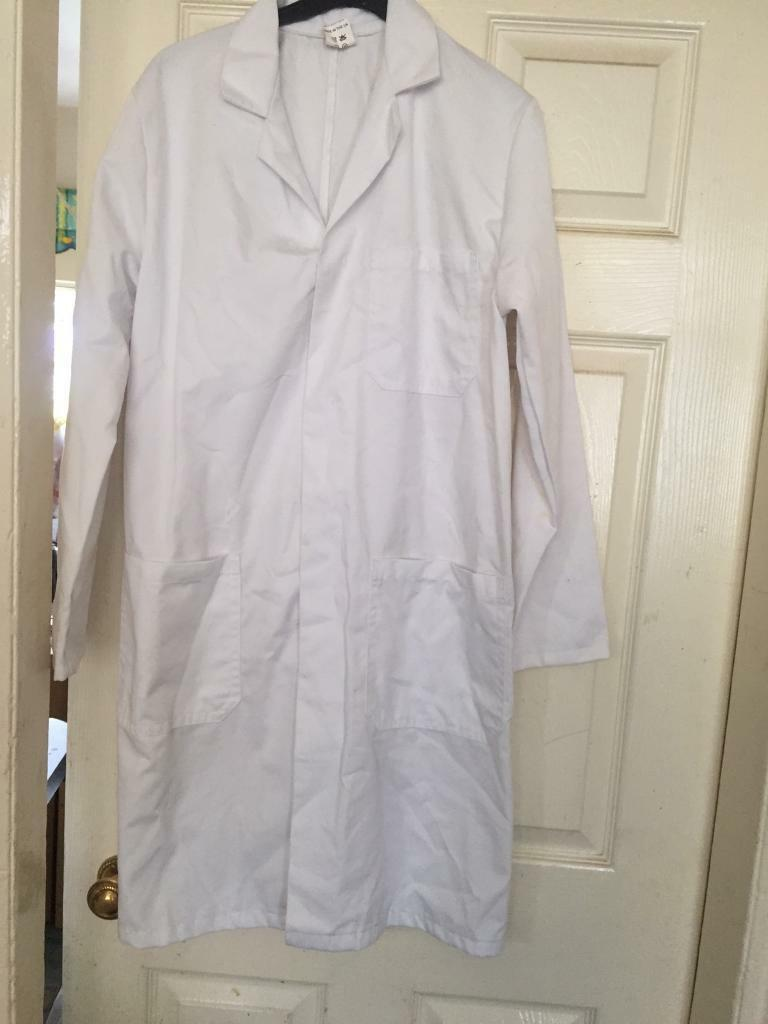 Lab coatin Sheffield, South YorkshireGumtree - Lab coat never worn real one for a level science daughter hardly used it. Any offers?