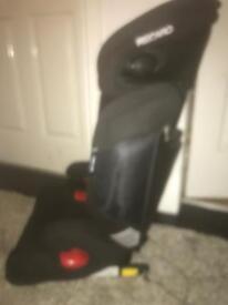 Recarro car seat