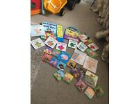 27 Baby/toddler books