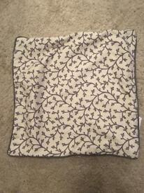 Ikea cushion covers grey