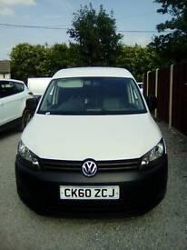 Vw caddy 2011 60 plate 1.6 tdi