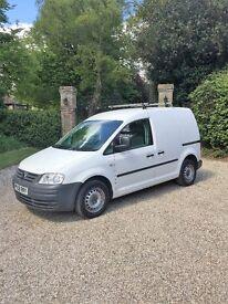 Volkswagen Caddy 1.9TDi, no VAT, Excellent Condition, 92,000 Miles, Manual, Diesel, £4450 ono