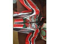 Wulf sport race jacket