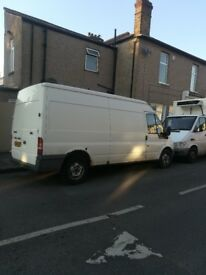Long wheel base van ford transit Van for spear or repair cheap Van no start no drive not working van