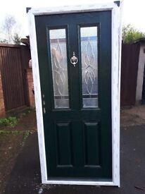 For sale grean composite door
