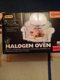 Brand new halogen oven