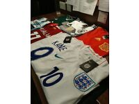2018 JERSEYS ENGLAND-LIVERPOOL-GERMANY-MEXICO AND MORE