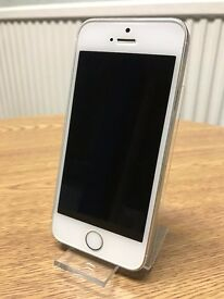 Apple iPhone 5s 16GB White/Silver EE *12 Month Warranty*