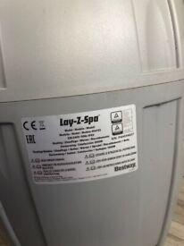 Lazy z spa airjet pump/heater/egg