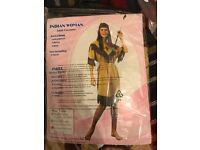 Indian Womans Fancy Dress Costume