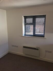 2 bedroom purpose built Flat with parking