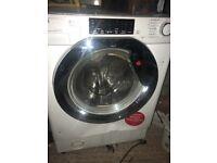Washing Machine with Dryer Hoover