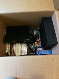Dvds and player