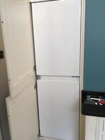 Zanussi Integrated Fridge Freezer