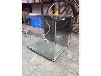 Aqua one nano 40 fish tank/marine tank