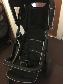 Pushchair 3 wheel