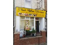 WELCOME TO THAI RELAX THERAPY MASSAGE IN BARNSLEY.
