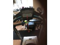 Treadmill .. roger Black speed variants and gradients .. set programmers ... good condition... £100