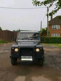 Land rover defender 90 2.4 tdi