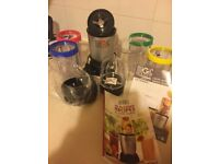 Magic Bullet -- only used twice!!!! Brand new!!