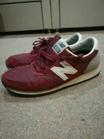 New balance 420 woman trainers size uk 6