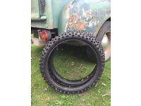 Dunlop Motorcross M401 Front and Rear tyres