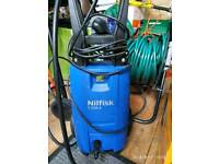 Nilfisk c110.4 pressure washer unit only