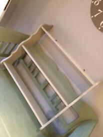 Farrow & Ball Light Grey Shelf