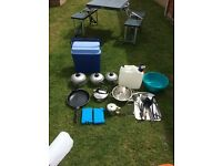 Cool box, cookware & much more