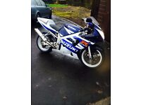 Mint K3 600 gsxr quick sale £1500